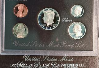 Numismatic: U.S. Coins: 1992 Mint Proof Set