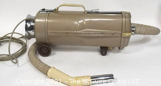 Vintage  Electrolux Canister Vacuum with Cord and Hose. Works.