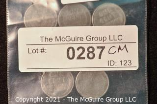 Numismatic: U.S. Coins: (8) Lincoln Wheat Cents