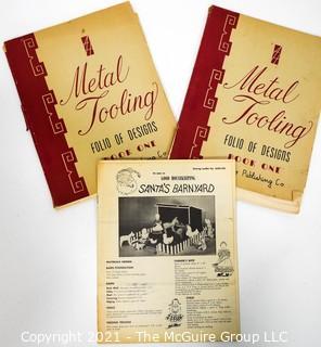 "Book: ""Metal Tooling: Folio of Designs"""