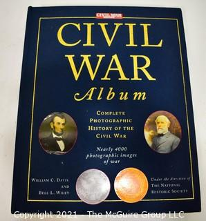 """""""Civil War Album"""" published by Tess Press, NY, NY"""