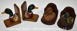 Duck, Duck Bookends...