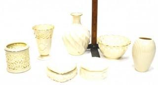 Mix of Lenox Porcelain Items