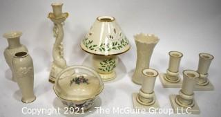 Collection of Lenox Porcelain Items