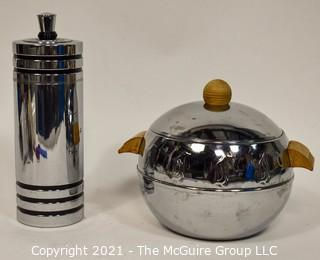 """Deco Form """"Chase"""" Drink Shaker and """"Penguin"""" Ice Bucket"""