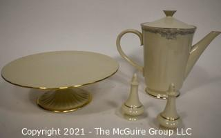 Collection of Lenox Serving Pieces