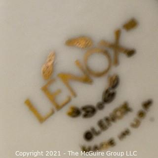 Collection of Porcelain Items Includes Lenox & Delft