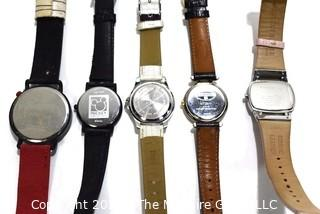 Group of Wrist Watches, Untested.