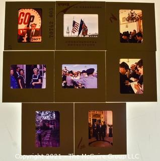 (8) 1960's 35MM Slides by Iconic Photographer Arthur Rickerby NOTE: Additional photos were added 9/18 @11:39am