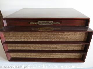 """RCA Victor Dual Amplifier Stereo-Orthophonic High Fidelity; 12T x 20W x 18""""D"""