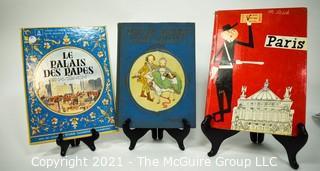 Three (3) Vintage Childen's Books.