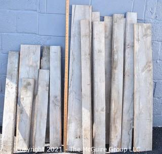 Vintage Reclaimed Weathered Tongue & Groove Barn Wood. Great for DIY Picture Framer.