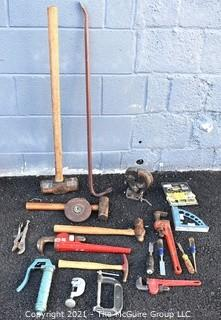 Group of Vintage Hand Tools.