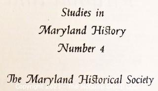 (2) Hard Cover books on Architecture in Colonial Virginia, Maryland and Delaware