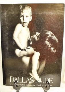"""Book Titles: Photography: """"Dallas Nude"""", """"Kenzo Tange"""" and """"Nick Meers"""""""