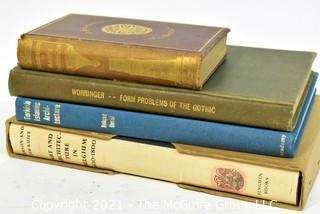 Book Titles: World Architecture