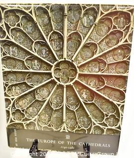 (6) Hardback books on architecture
