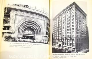 """Books: Architecture: """"The Chicago School of Architecture"""" and """"Architectural Follies in America"""""""