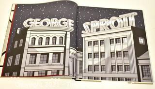 George Sprott, 1894-1975, Graphic Novel by Cartoonist Vikram Seth.