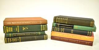 Books: (9) Titles on the subject of Electricity