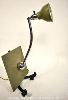 Mid Century Industrial Wall Mount Lamp