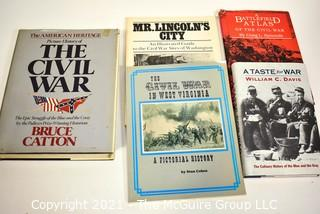 Books: Collection on U.S. Civil War