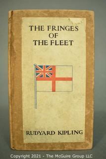 The Fringes of the Fleet by Rudyard Kipling, 1915,