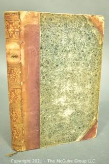 The Adventures Of Captain Bonneville, U.S.A., In The Rocky Mountains And The Far East. Digested From His Journal By Washington Irving, 1837.