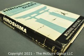 Hiroshima Diary: The Journal of a Japanese Physician, August 6 – January 1, 1955 by Michihiko Hachiya.