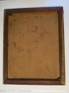"""Rembrandt copy MMA 1924 """"The Nobel Slav"""""""