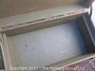 """U.S. Military Locker 14"""" x 16"""" 32"""""""