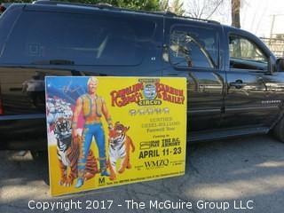 """Circus Poster (44 x 76"""")"""