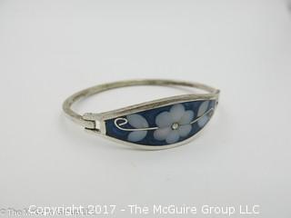 Sterling bracelet -#1304
