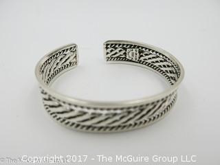 Sterling Bracelet -#1305