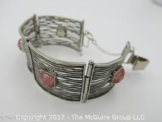 Sterling bracelet -#1308
