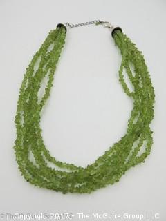 Multi-strand necklace -#1313