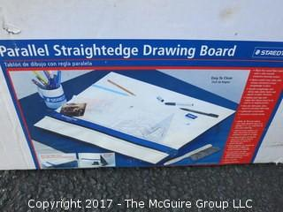 Staedtler Parallel Straightedge Drawing Board NIB