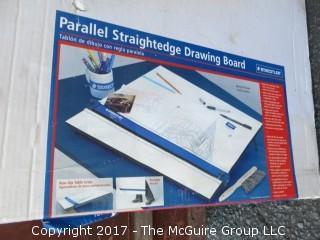Staedtler Parallel Straightedge Drawing Board NIB