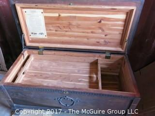 "Lane Cedar Chest (39"" wide)"