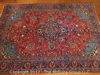 """Bidabadi Iranian Carpet; 8' x 10' 8"""""""