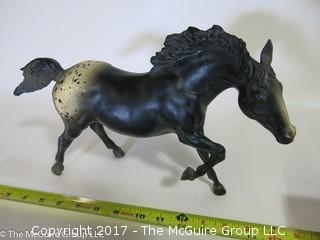Vintage 1970's Appaloosa Breyer Model Horse -#23