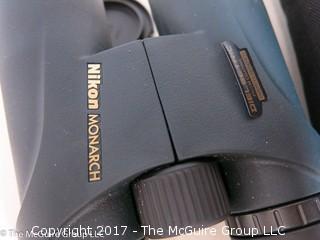 Nikon 10 x 42 waterproof binoculars