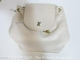 Collection of ladies purses