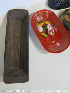 Assorted Tribal Treenware