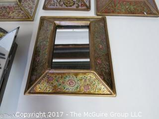 Collection of wall mirrors