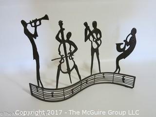 Metal quartet