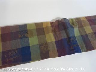 """Circular Tablecloth (62"""" diameter)"""