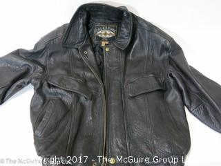 Colebrook Leather Jacket