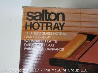 Electric Glass Hotray