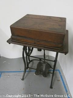 Wheeler and Wilson Treadle Sewing Machine